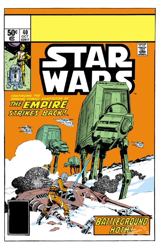 The Empire Strikes Back #2 (StarWars.com)
