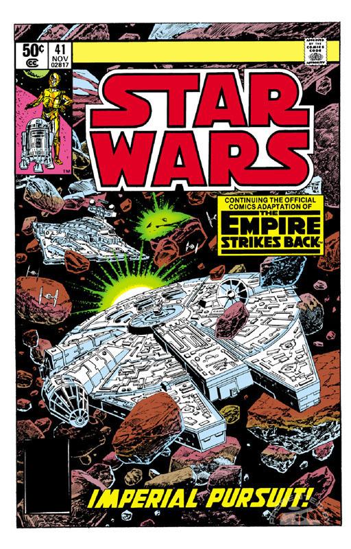 The Empire Strikes Back #3