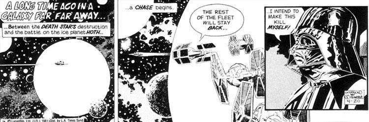 Darth Vader Strikes #13