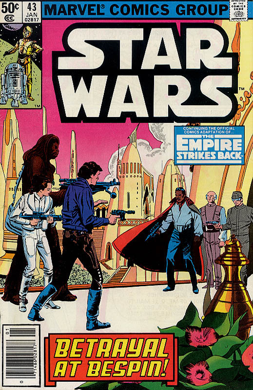 Star Wars (Marvel) #43