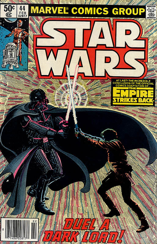 Star Wars (Marvel) #44