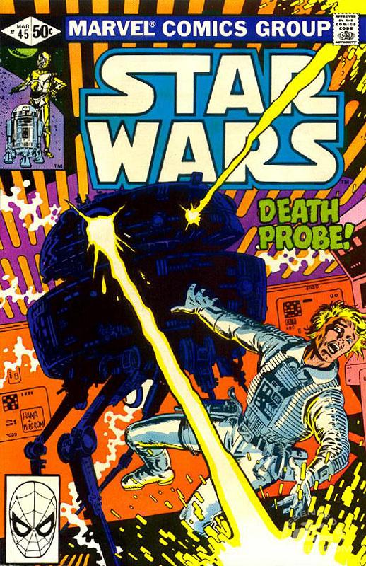 Star Wars (Marvel) #45