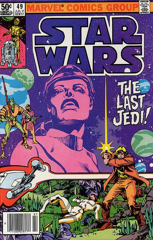 Star Wars (Marvel) #49