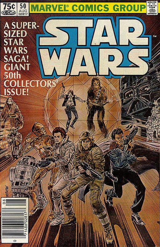 Star Wars (Marvel) #50