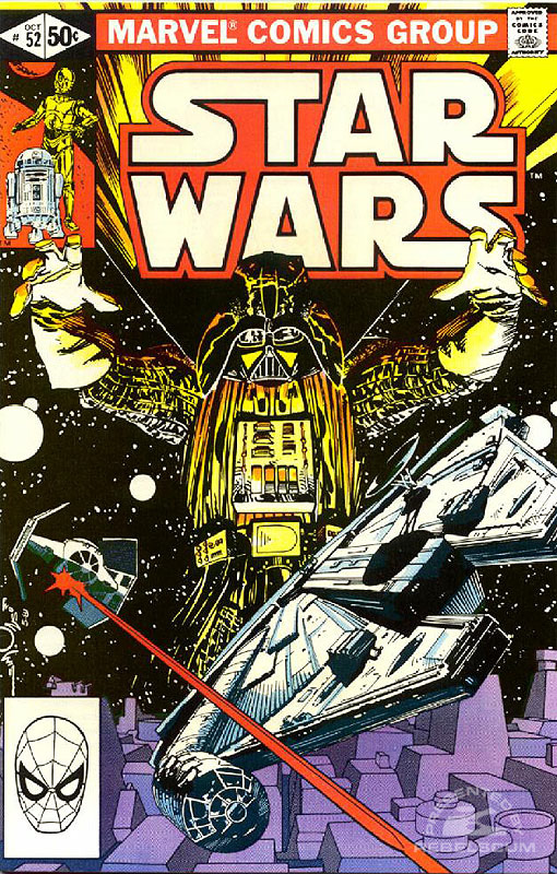 Star Wars (Marvel) #52