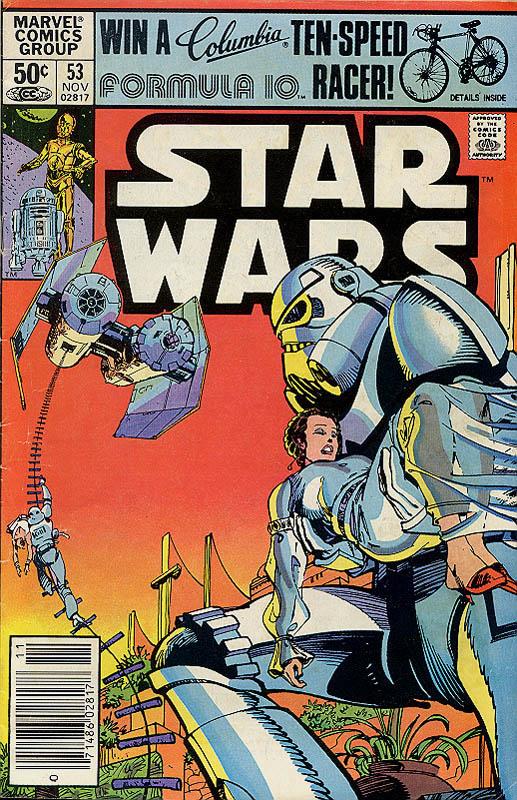Star Wars (Marvel) #53