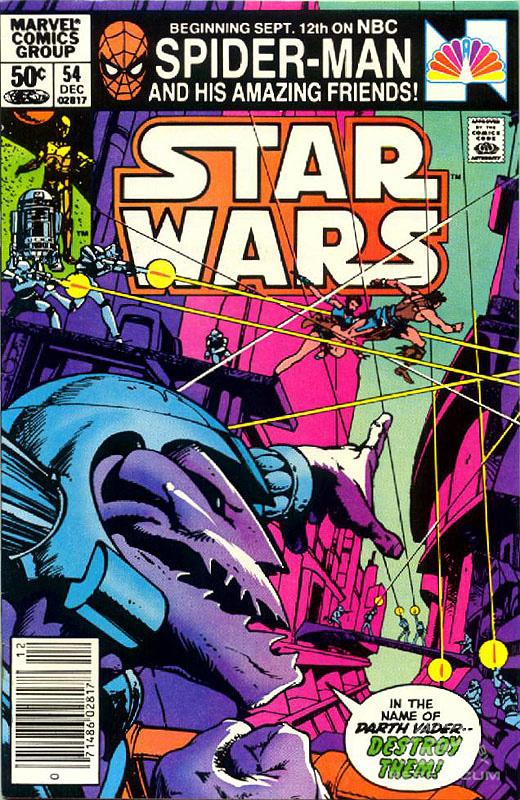 Star Wars (Marvel) #54
