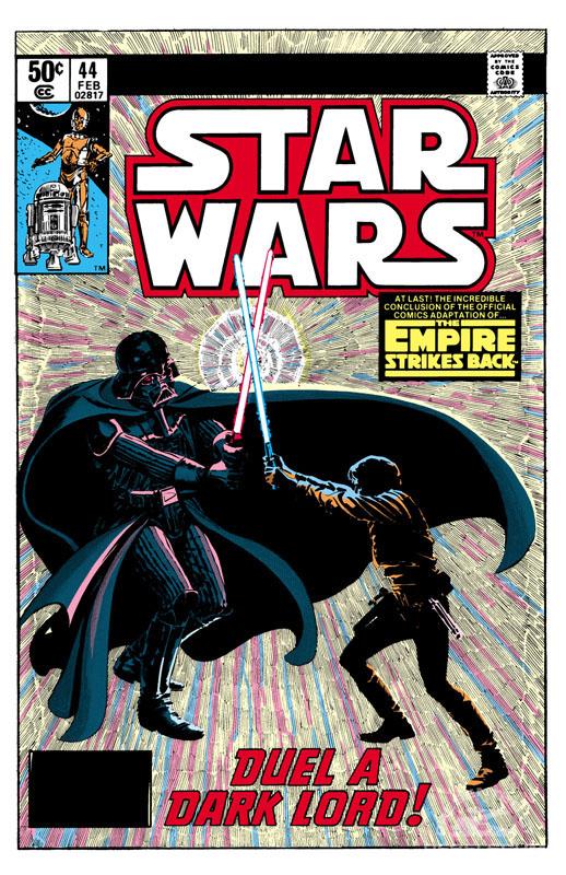 The Empire Strikes Back #6