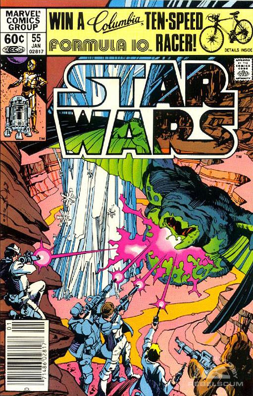 Star Wars (Marvel) #55
