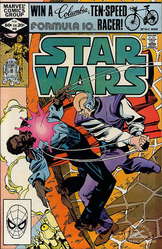 Star Wars (Marvel) #56