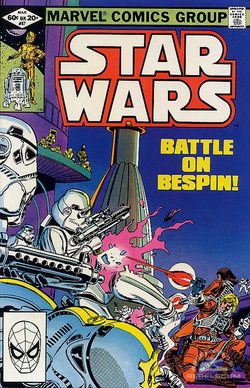 Star Wars (Marvel) #57