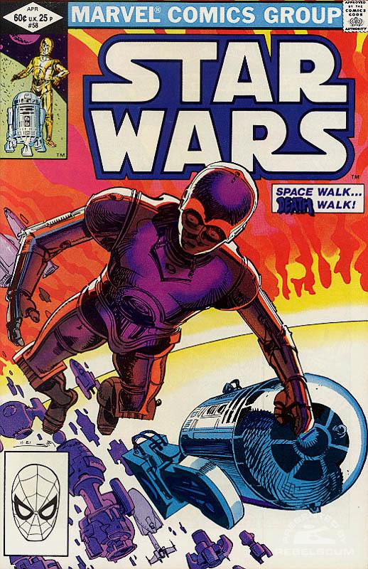 Star Wars (Marvel) #58