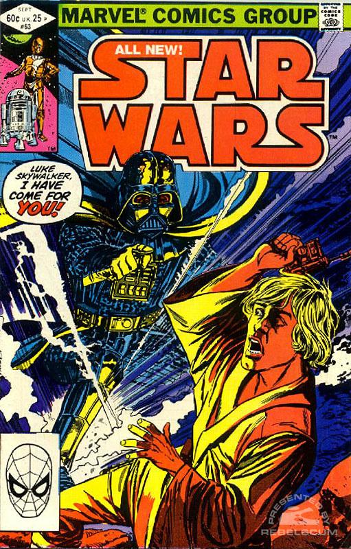 Star Wars (Marvel) #63