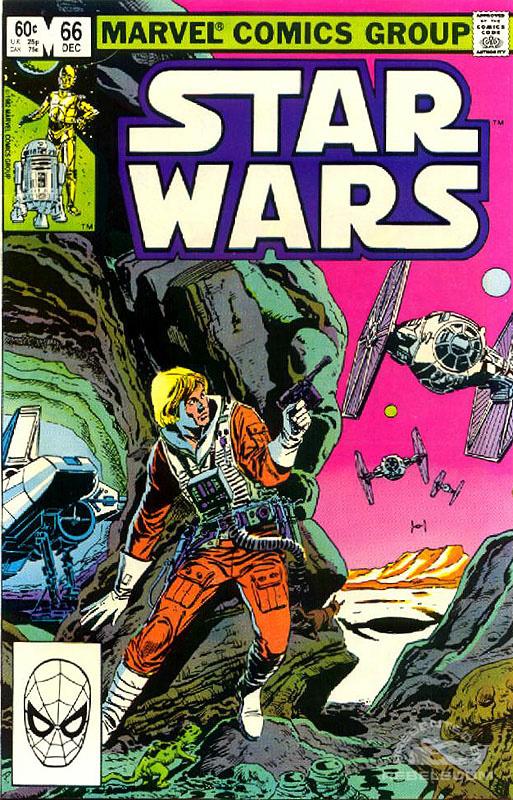 Star Wars (Marvel) #66