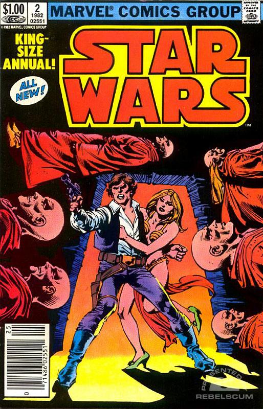 Star Wars Annual (1977) #2