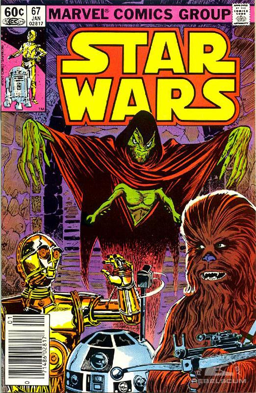 Star Wars (Marvel) #67