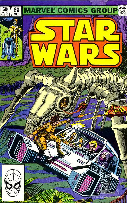 Star Wars (Marvel) #69
