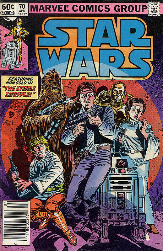 Star Wars (Marvel) #70