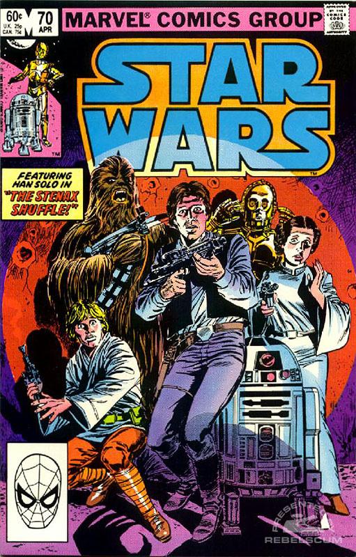 Star Wars (Marvel) #70