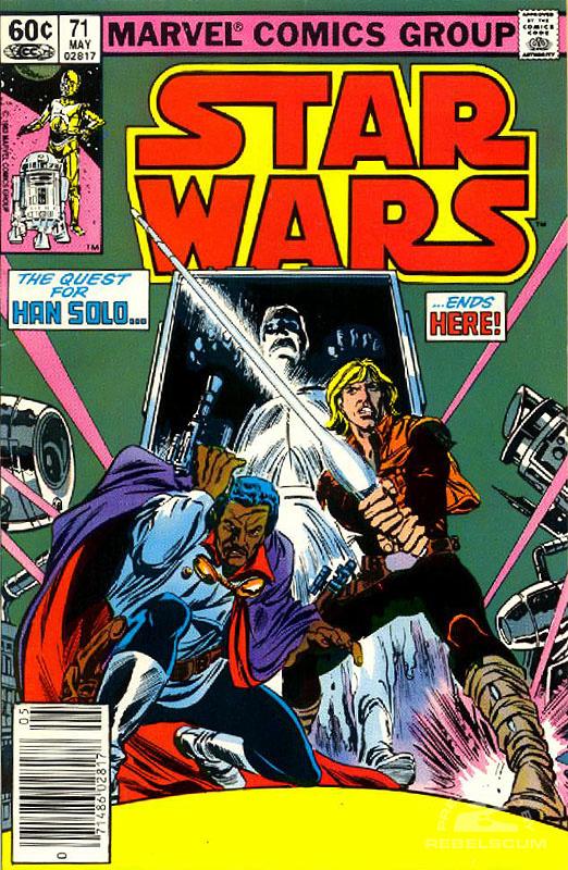 Star Wars (Marvel) #71