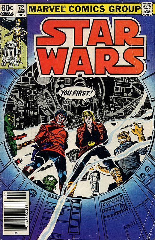Star Wars (Marvel) #72