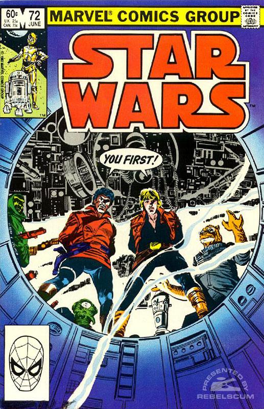 Star Wars (Marvel) #72