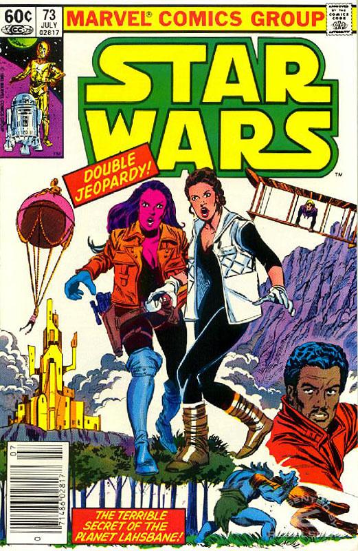 Star Wars (Marvel) #73