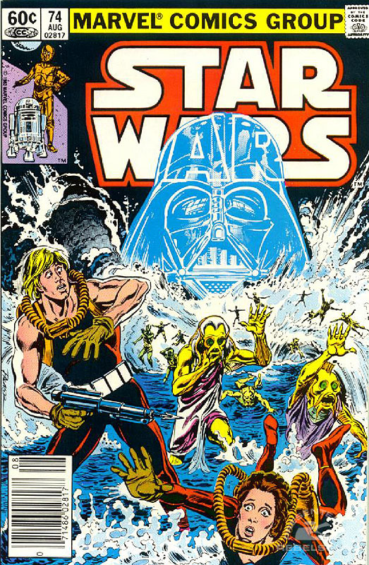 Star Wars (Marvel) #74