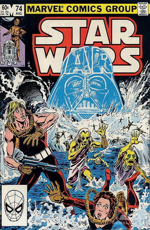 Star Wars (Marvel) #74