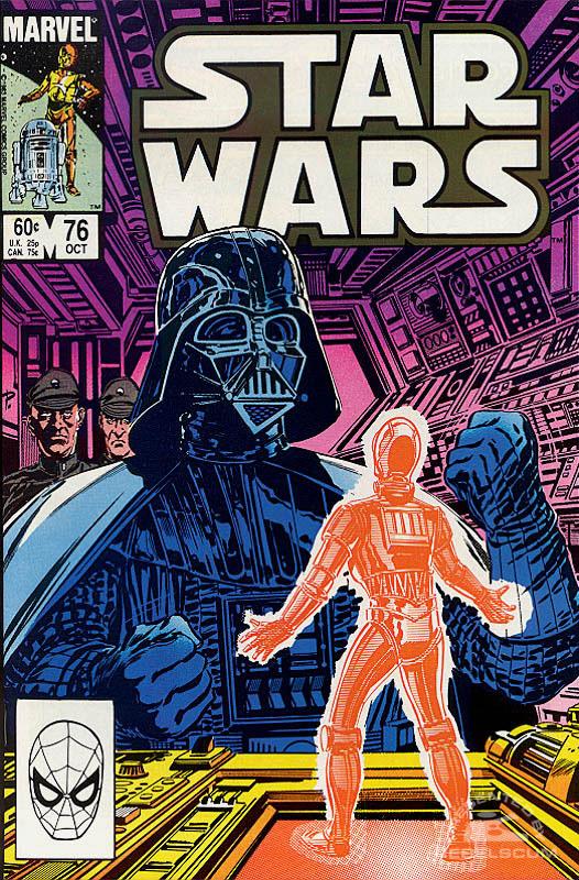 Star Wars (Marvel) #76