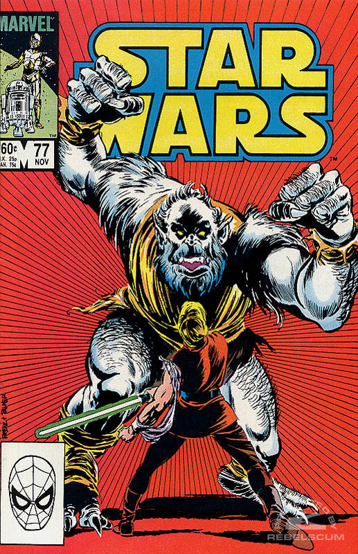 Star Wars (Marvel) 77 (direct market edition)