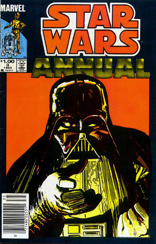 Star Wars Annual (1977) #3