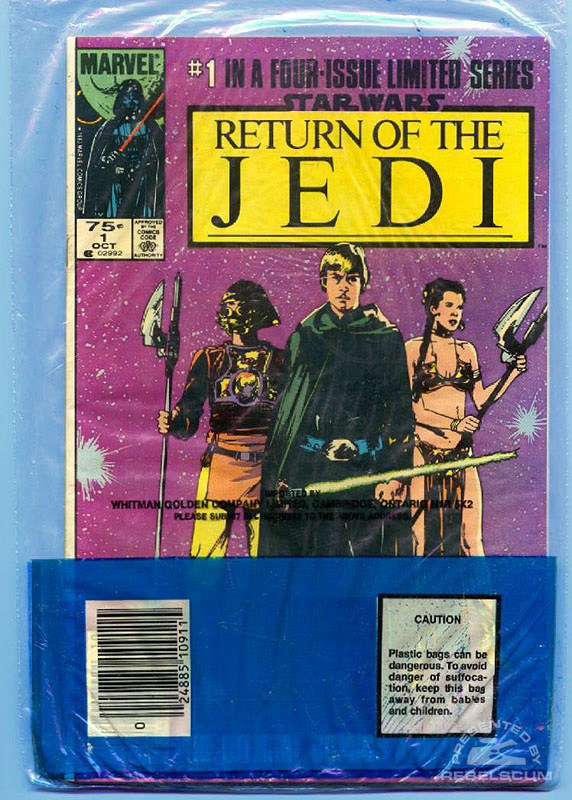 Marvel Return of the Jedi 1-2 (Bagged)