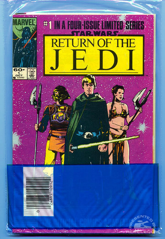 Marvel Return of the Jedi 1-4 (Bagged)