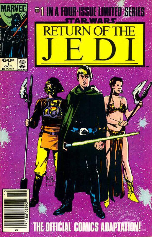 Return of the Jedi #1