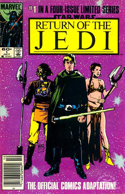 Return of the Jedi #1