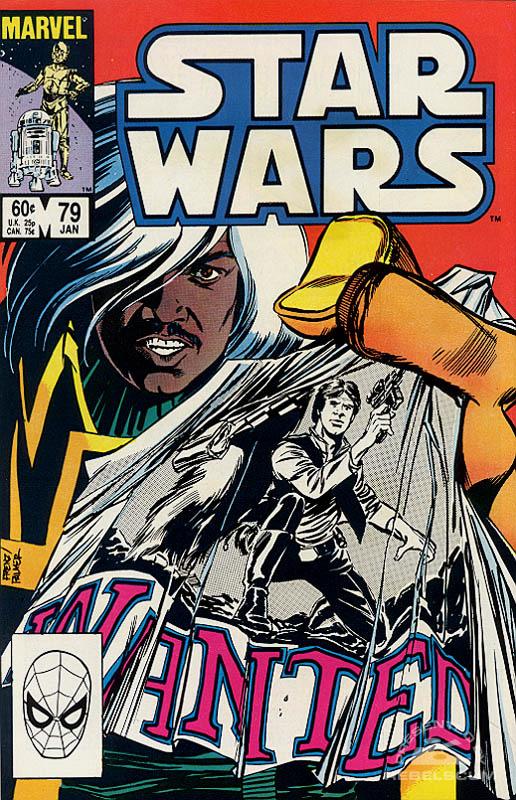 Star Wars (Marvel) #79