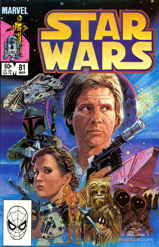 Star Wars (Marvel) #81