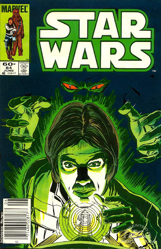 Star Wars (Marvel) #84
