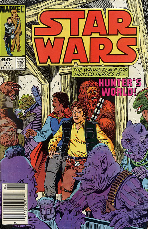 Star Wars (Marvel) #85