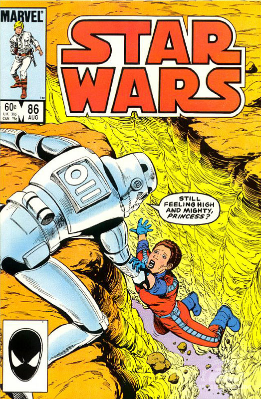 Star Wars (Marvel) #86