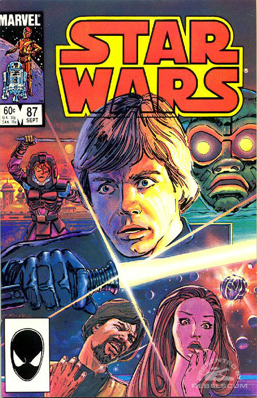 Star Wars (Marvel) #87