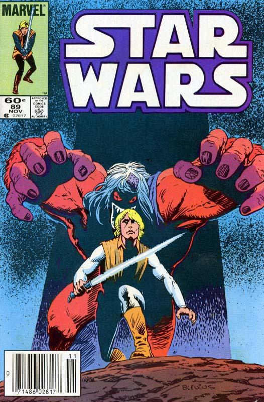 Star Wars (Marvel) #89