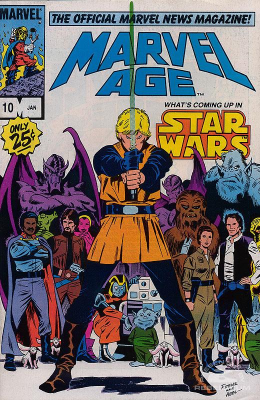 Marvel Age #10