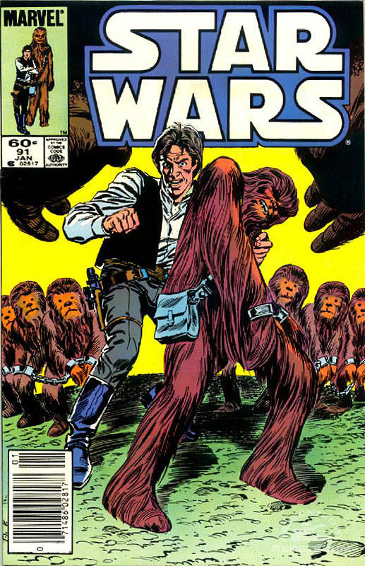 Star Wars (Marvel) #91