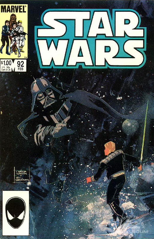 Star Wars (Marvel) #92