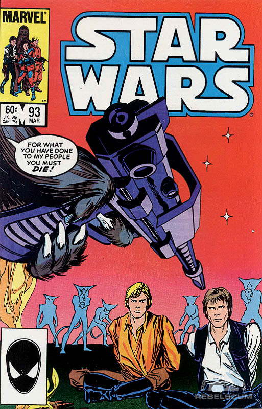 Star Wars (Marvel) #93