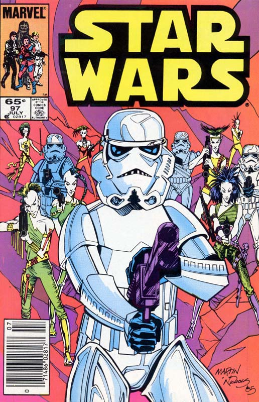 Star Wars (Marvel) #97