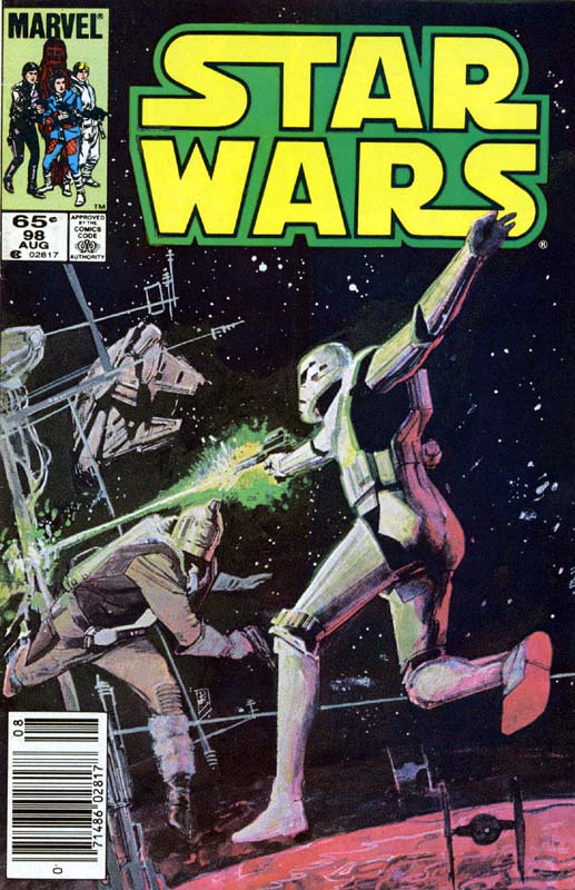 Star Wars (Marvel) #98