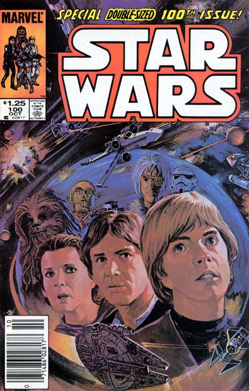 Star Wars (Marvel) #100